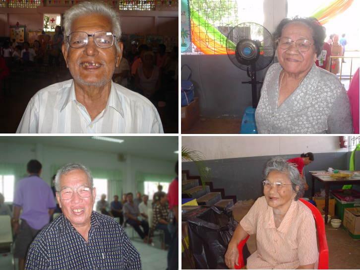 タイ・メガネボランティア活動