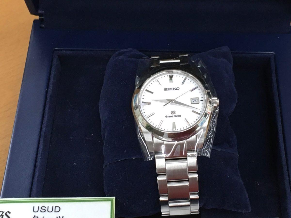 グランドセイコー SEIKO 腕時計