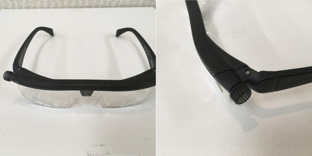 アドレンズ災害時用のメガネ
