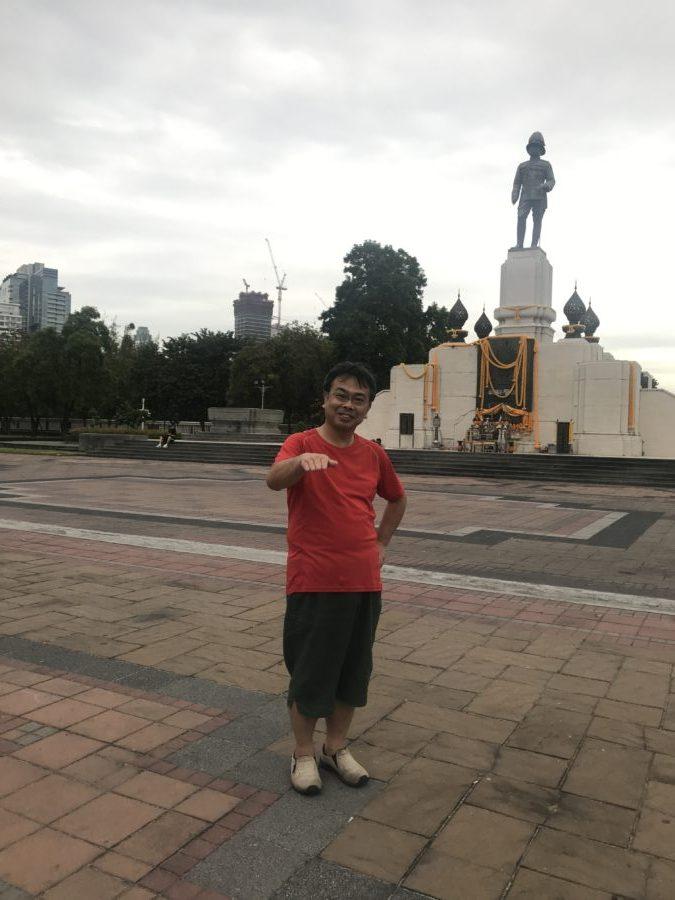 ルンピニー公園_bangkok