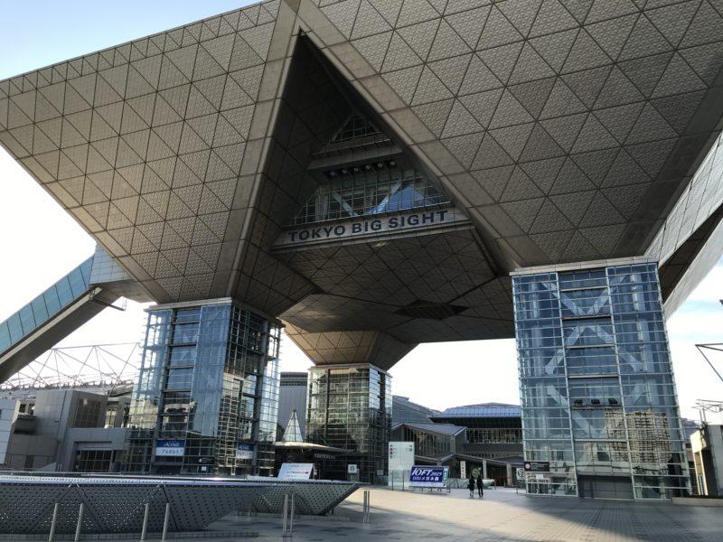 東京ビッグサイト_国際メガネ展_IOFT2019