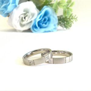 ニナリッチの結婚指輪